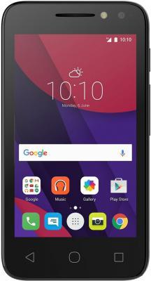 """Смартфон Alcatel OneTouch 4034D PIXI 4 голубой 4"""" 4 Гб Wi-Fi GPS 3G"""
