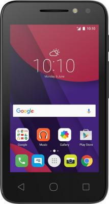 "Смартфон Alcatel OneTouch 4034D PIXI 4 красный 4"" 4 Гб Wi-Fi GPS 3G"
