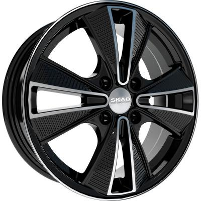 Диск Скад Эко 6xR16 4x114.3 мм ET40 Алмаз колесные диски скад версаль 9x20 5x120 d74 1 et40 селена