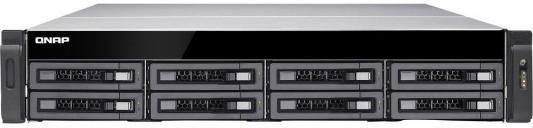 Сетевое хранилище QNAP TS-EC880U-E3-4GE-R2