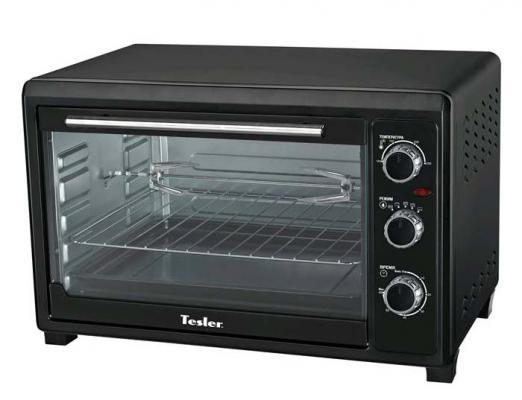 Мини-печь TESLER EOG-4800 чёрный