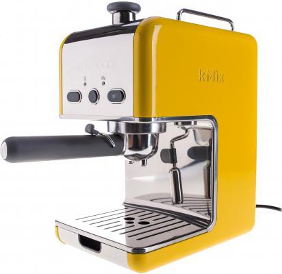 Кофеварка Kenwood ES020YW желтый кофеварка kenwood es020bl