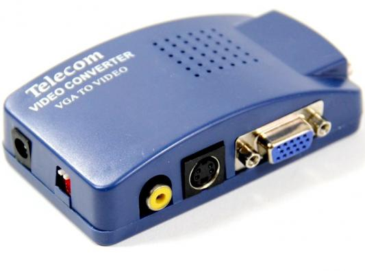 Переходник VGA - AV Telecom TTC4030