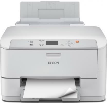 Принтер EPSON WorkForce Pro  WF-5110DW цветной A4 4800x1200dpi Wi-Fi Ethernet USB