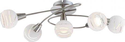 Потолочная люстра Globo Elliott 54341-5O globo настольная лампа globo elliott 54341 1t