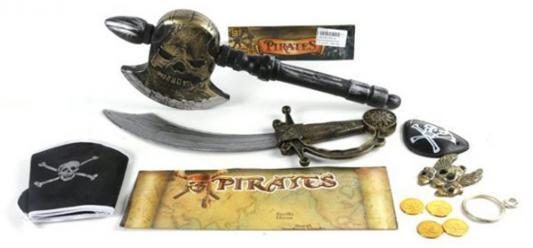 Оружие Shantou Gepai Пираты U99-A1