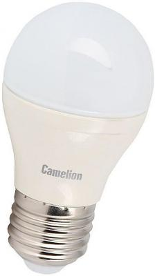 Лампа светодиодная шар Camelion LED6.5-G45/830/E27 E27 6.5W 3000K