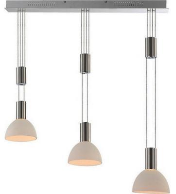 Подвесной светодиодный светильник Globo Sherley 68037-3B