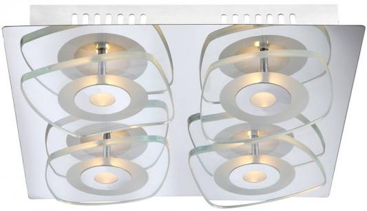 Потолочный светодиодный светильник Globo Zarima 41710-4 потолочный светодиодный светильник globo wave 67823w