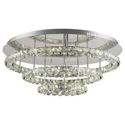 Потолочный светодиодный светильник Globo Marilyn 1 67037-72 подвесной светодиодный светильник globo marilyn i 67037 24aa