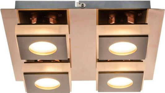 Потолочный светодиодный светильник Globo 49403-4 потолочный светодиодный светильник globo 49403 арт 49403 4