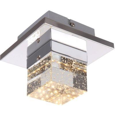globo настенный светодиодный светильник globo macan 42505 2 Потолочный светодиодный светильник Globo Macan 42505-1