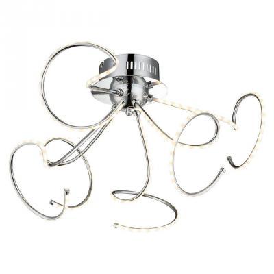 Купить Потолочный светодиодный светильник Globo Rebel 67814D1