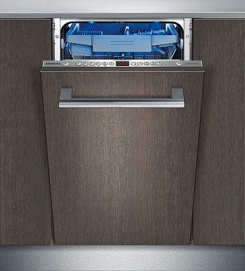 Посудомоечная машина Siemens SR66T091RU серебристый