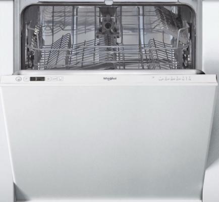 Посудомоечная машина Whirlpool WIC 3B16 белый