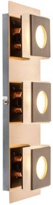 Настенный светодиодный светильник Globo 49403-3 потолочный светодиодный светильник globo 49403 арт 49403 4