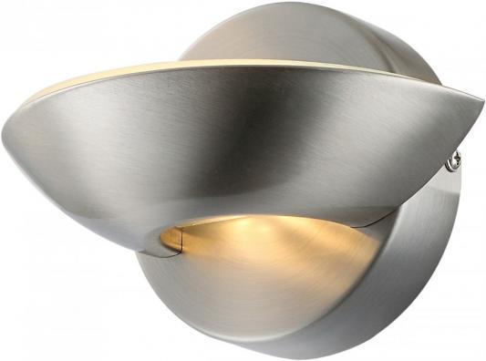 Настенный светодиодный светильник Globo Sammy 76001 настенный светодиодный светильник globo sammy 76003