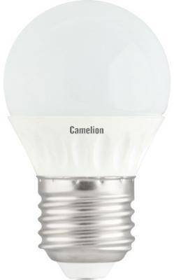 Лампа светодиодная шар Camelion LED3-G45/845/E27 E27 3W 4500K