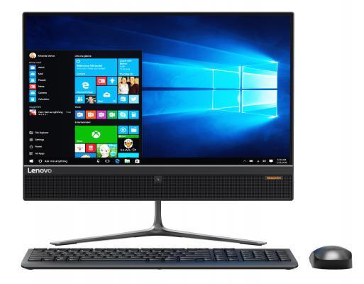"Моноблок 23"" Lenovo IdeaCentre 510-23ISH 1920 x 1080 Intel Core i5-6400T 8Gb 1Tb Intel HD Graphics 530 64 Мб DOS черный F0CD007QRK"