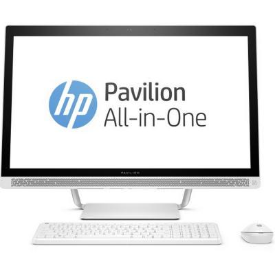 "Моноблок 27"" HP Pavilion 27-a170ur 1920 x 1080 Intel Core i7-6700T 8Gb 2Tb nVidia GeForce GT 930A 2048 Мб Windows 10 Home белый Z0K57EA"