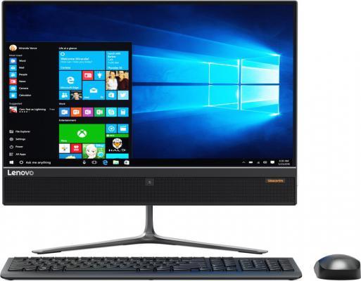 "Моноблок 21.5"" Lenovo IdeaCentre 510-22ISH 1920 x 1080 Intel Core i3-6100T 4Gb 500Gb Intel HD Graphics 530 64 Мб DOS черный F0CB008URK"