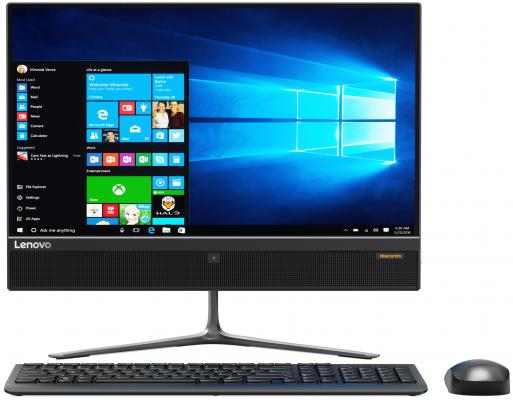 Моноблок 21.5 Lenovo IdeaCentre 510-22ISH 1920 x 1080 Intel Core i5-6400T 4Gb 500Gb Intel HD Graphics 530 64 Мб Windows 10 Professional черный F0CB00FURK моноблок lenovo ideacentre 310 20iap 19 5 intel j4205 4gb 500gb dos black