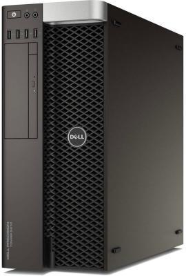 Системный блок Dell T5810 E5-1620v4 3.5GHz 16Gb 2Tb 256Gb SSD DVD-RW Win7Pro Win10Pro клавиатура мышь черный 5810-0262 системный блок dell precision 3420 e3 1245v6 3 7ghz 16gb 1tb 256gb ssd hd630 dvd rw win10pro черный 3420 4520