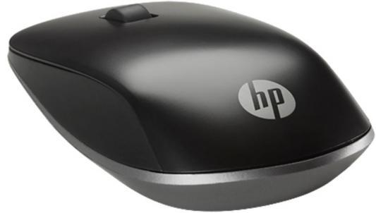 Мышь беспроводная HP Ultra Mobile H6F25AA чёрный USB + радиоканал мышь hp x1200 wired black h6e99aa