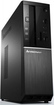 Системный блок Lenovo 510S-08ISH SFF i5-6400 2.7GHz 4Gb 500Gb DVD-RW DOS клавиатура мышь черный 90FN005KRK