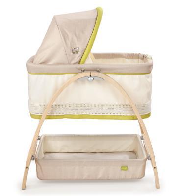Кроватка-люлька Summer Infant BentWood (свелое дерево)