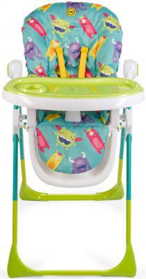 Стульчик для кормления Happy Baby Goodie (aquamarine)