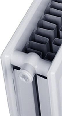 Стальной панельный радиатор Copa 22 VR 300х1200 1765Вт