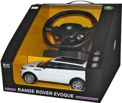Машинка на радиоуправлении Rastar Range Rover Evoque ассортимент от 6 лет пластик в ассортименте 47900-8 купить range rover evoque дальний восток