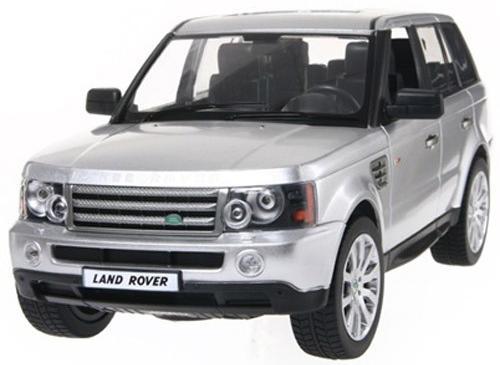 Машинка на радиоуправлении Rastar Range Rover Sport пластик от 6 лет в ассортименте