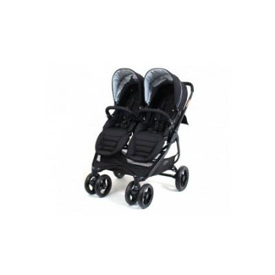 Коляска прогулочная для двойни Valco Baby Snap 4 Ultra Duo Tailormade (night)