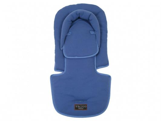Вкладыш в коляску Valco Baby All Sorts Seat Pad (blue)