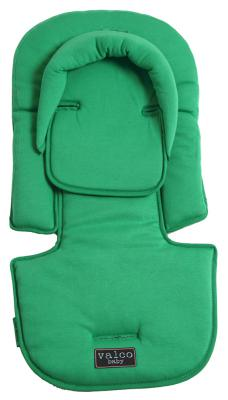 Вкладыш в коляску Valco Baby All Sorts Seat Pad (lime)