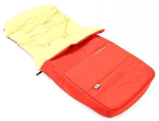 Накидка на ножки Bumbleride (red sand) стоимость