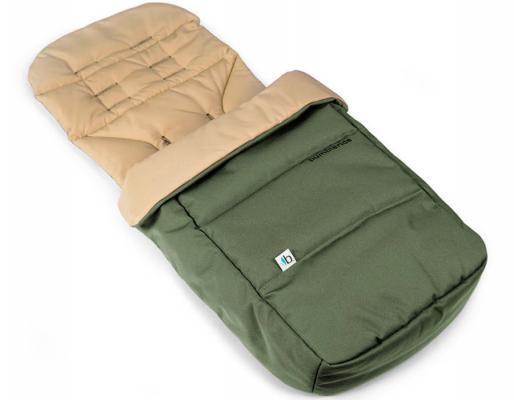 Купить Накидка на ножки Bumbleride (camp green), Муфты и накидки для ножек