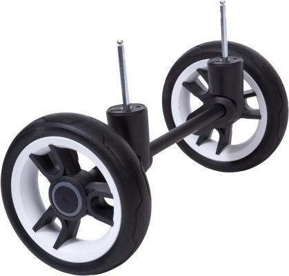 Сменный комплект колес для бездорожья Teutonia Cross Country BeYou/Cosmo (3WHL/черный-белый)
