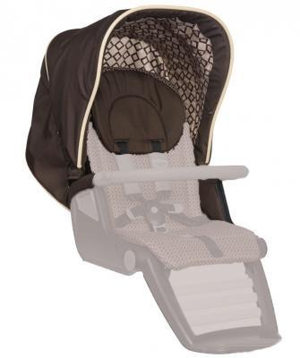 Сменный комплект Teutonia: капор + подлокотники + подголовник Set Canopy+Armrest+Headrest (цвет 6070)