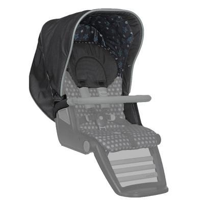 Сменный комплект Teutonia: капор + подлокотники + подголовник Set Canopy+Armrest+Headrest (цвет 6065)