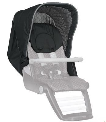 Сменный комплект Teutonia: капор + подлокотники + подголовник Set Canopy+Armrest+Headrest (цвет 6060)