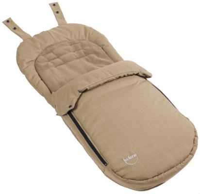 Сменный комплект Teutonia: мешок-конверт + накидка на прог. блок Summer Footmuff+Windshield (цвет 6020)