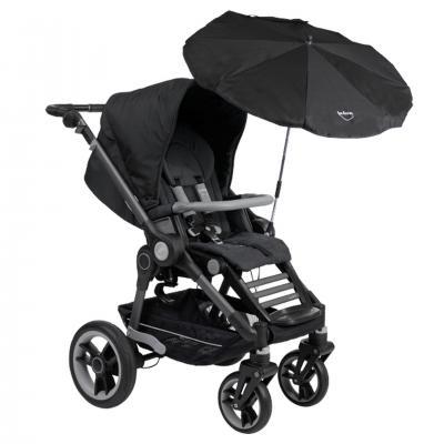 Зонтик от солнца на коляску Teutonia (6005/gunmetal)