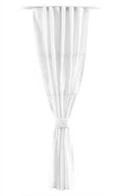 Занавеска 150х260см Fiorellino Premium Baby (белый)