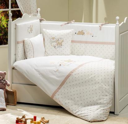 Комплект постельного белья 3 предмета Fiorellino Best Friends