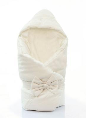 Одеяло-конверт 90х90см Fiorellino Premium Baby (крем)
