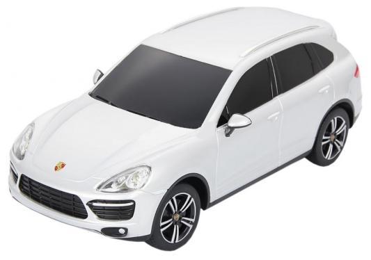 Машинка на радиоуправлении RASTAR Porsche Cayenne пластик от 3 лет в ассортименте rastar rastar радиоуправляемый автомобиль porsche cayenne turbo масштаб 1 14 в ассортименте