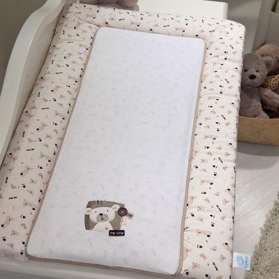 Покрывало-матрасик для пеленания 50х80см Fiorellino My Bear
